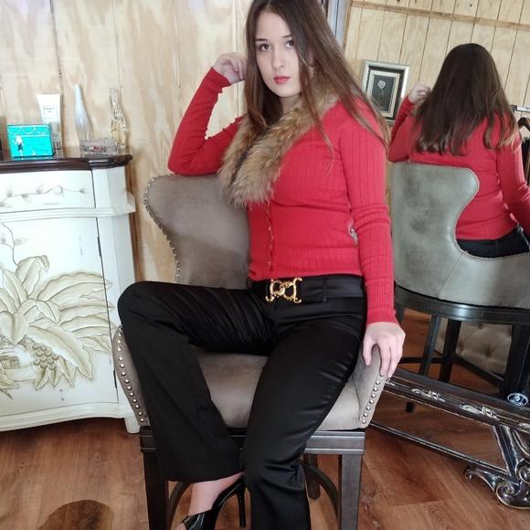 Cache Coeur Pants - Cache silk pants